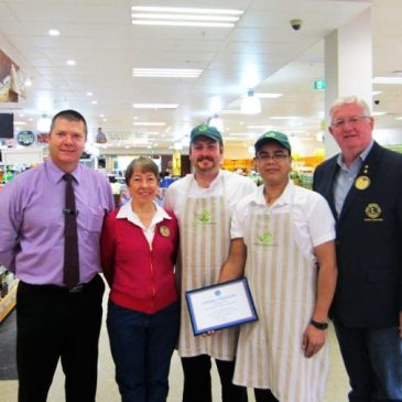 Woolworths Bakery West Ryde